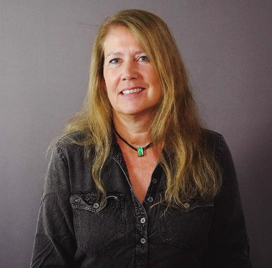Line Eikvil leder gruppen som jobber med maskinlæring og bildeanalyse